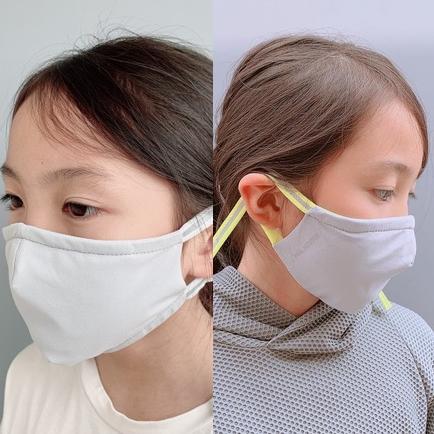 【MOUNTEN.】マスク/キッズ(予約販売・6月初旬入荷予定)