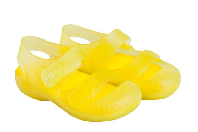 【igor(made in spain)】サンダル・Bondi/Yellowイエロー/11-21cm