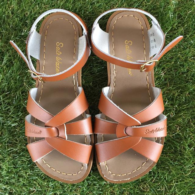 【Salt Water Sandals(ソルトウォーターサンダル)】Adults・The Original/tan茶色/22.9cm~25.1cm