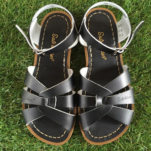 【Salt Water Sandals(ソルトウォーターサンダル)】Adults・The Original/black/22.4cm~25.1cm