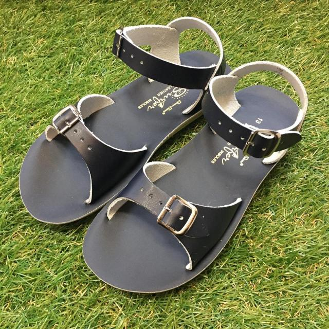 【Salt Water Sandals(ソルトウォーターサンダル)】Sun San surfer/navy/20cm~22.4cm
