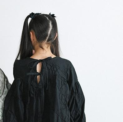 【UNIONINI】BL-013 garden blouse おとな(S/M)