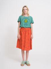 【BOBOCHOSES】119902 Pomme De Terre Short Sleeve T-Shirt/大人