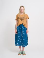 【BOBOCHOSES】119903 Open Short Sleeve T-Shirt/大人