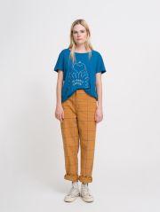 【BOBOCHOSES】119905 Daisy Short Sleeve T-Shirt/大人
