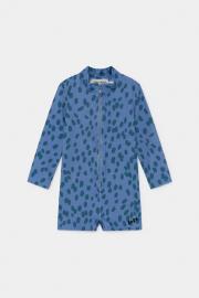 【BOBOCHOSES】12000115 B.C Striped Swim Playsuit