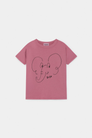 【BOBOCHOSES】12001001 Elephant T-Shirt