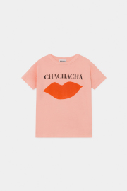 【BOBOCHOSES】12001002 Chachacha Kiss T-Shirt