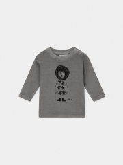 【BOBOCHOSES】219133 STARCHILD LONG SLEEVE T-SHIRT/baby
