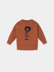 【BOBOCHOSES】219157 STARCHILD SWEATSHIRT/baby