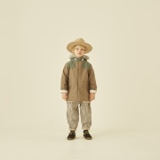 【eLfinFolk】elf-192F23 high lander coat