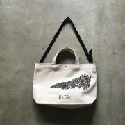 【eLfinFolk】stitchhouse限定/レッスンバック