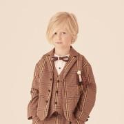 【eLfinFolk】Ceremony tailored box jacket