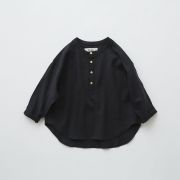 【eLfinFolk】elf-192F26  C/L washer shirts