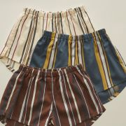 【eLfinFolk】elf-201F37 regimen stripe  jogging pants