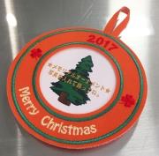 【Stitch House Original】クリスマスオーナメント2017