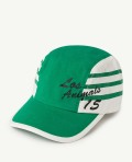 【THE ANIMALS OBSERVATORY】001104_188_MZ Green Hamster Cap