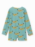 【BOBOCHOSES18ss】118139 Banana swim overall
