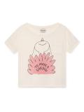 【BOBOCHOSES】119001 Lavander Short Sleeve T-Shirt
