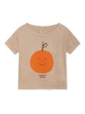 【BOBOCHOSES】119003 Tangerine Dreams Short Sleeve T-Shirt