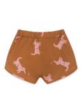 【BOBOCHOSES】119142 Dogs Swim Trunk