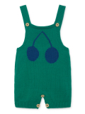 【BOBOCHOSES】119220 Cherry Knitted Overall