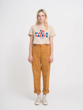 【BOBOCHOSES】119904 Geometric Short Sleeve T-Shirt/大人