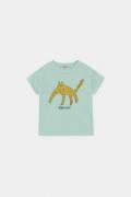 【BOBOCHOSES】12000006Leopard T-Shirt