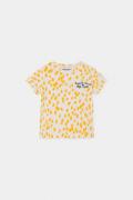 【BOBOCHOSES】12000008Animal Print T-Shirt