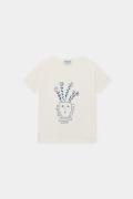 【BOBOCHOSES】12001008 Flowers T-Shirt