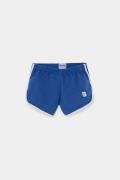 【BOBOCHOSES】12001068 Blue Runner Short