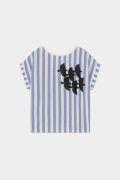 【BOBOCHOSES】12002006 FLYING BIRDS SHORT SLEEVE T-SHIRT