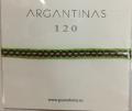 【guanabana ARGANTINAS120】ミサンガブレス/グリーン×パープル