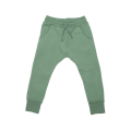【MINGO.】 MI1800113A2/Winter slim fit jogger/Duck green