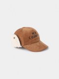 【BOBOCHOSES】219237 WE COSMOS SHEEPSKIN CAP