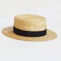 【WILLYS/ウィリーズ】Canotier Hat/Kids54cm/Adult58cm
