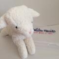 【Les Petites Maries(レ・プティット・マリー)】Mouton Trianon Ecru