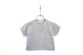 【DONSJE】Joe Top Light Grey Cotton