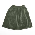 【MINGO.】 MI1800233A2/Skirt/Duck green