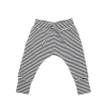 【MINGO.】MI1800073A1  Slim fit jogger  B/W stripes