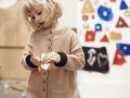 【LE PETIT GERMAIN(プチジェルマン)】Gilet Cardigan
