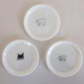 【松尾ミユキ】Milk Glass Petit Plate
