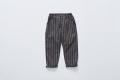 【cokitica】stripe pants/charcoal