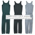 【LE PETIT GERMAIN】COMBICHINO CHECK One Piece