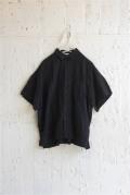 【UNIONINI】BL-011/linen big shirtレディースM