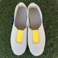 【LA CADENA(ラ・カデナ)】Slip-On/HIELO(ICE KHAKI) x YELLOW/レディースサイズ