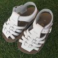 【Salt Water Sandals(ソルトウォーターサンダル)】ベビー・Sailor/White