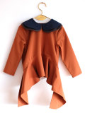 【WOLF & RITA】TERESA - Blouse/ORANGE /GREY&BLUE C.
