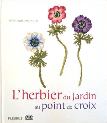 〔DMC〕 図案集 No.14401-1 L'herbier du jardin<廃盤入荷不可>