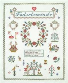 〔Fremme〕 刺繍キット 30-1923 【即日発送可】